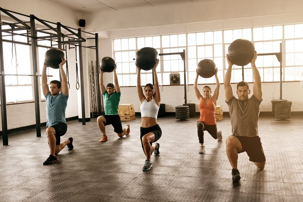 Small group Fitness in Deventer